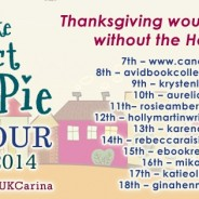 How to Bake the Perfect Pecan Pie Blog Tour