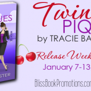 Release Week Blitz: Tracie Banister's TWIN PIQUES