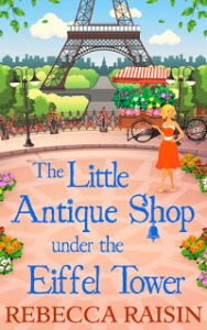 The Little Antique Shop Cover
